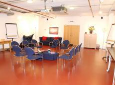 impact factory london training room